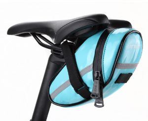 blue saddle bag BEST