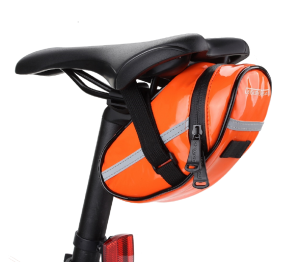 orange saddle bag BEST - Transparent PNG